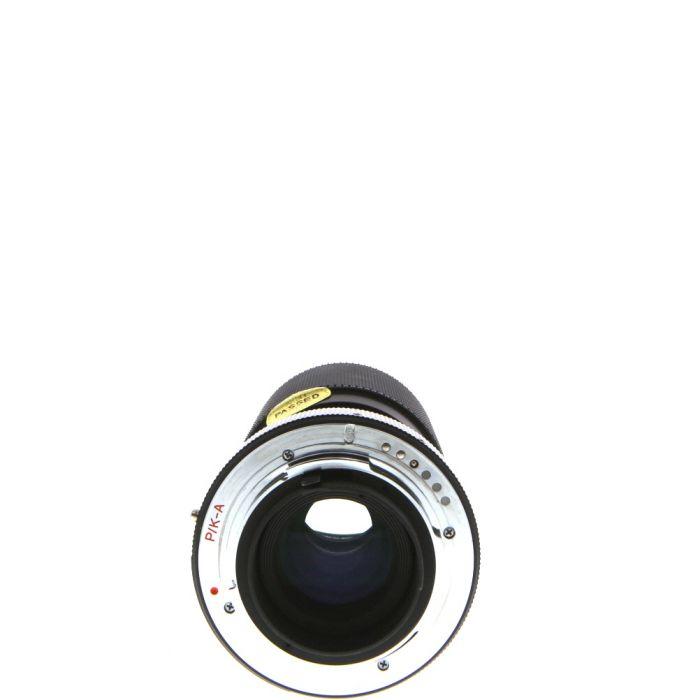 Vivitar 70-210mm F/4.5 MC Macro Manual Focus Lens For Pentax K Mount {52}