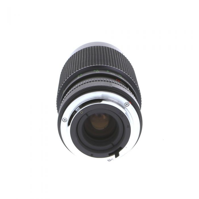 Vivitar 75-205mm F/3.5-4.5 Macro Manual Focus Lens For Pentax K Mount {55}