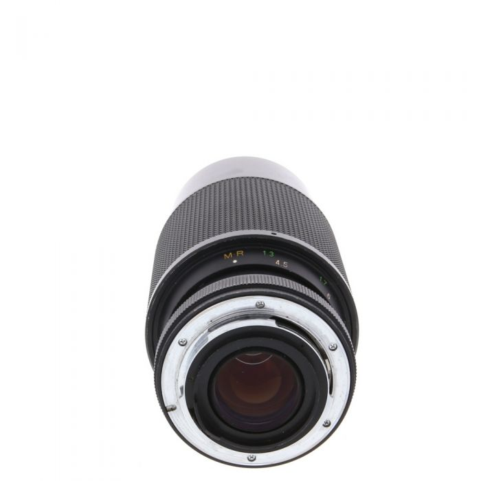 Vivitar 75-205mm F/3.8 Macro Manual Focus Lens For Pentax K Mount {62}