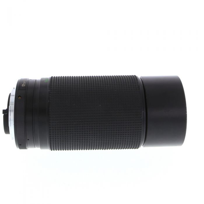Vivitar 75-300mm F/4.5-5.6 Macro MC Manual Focus Lens For Pentax K Mount {58}