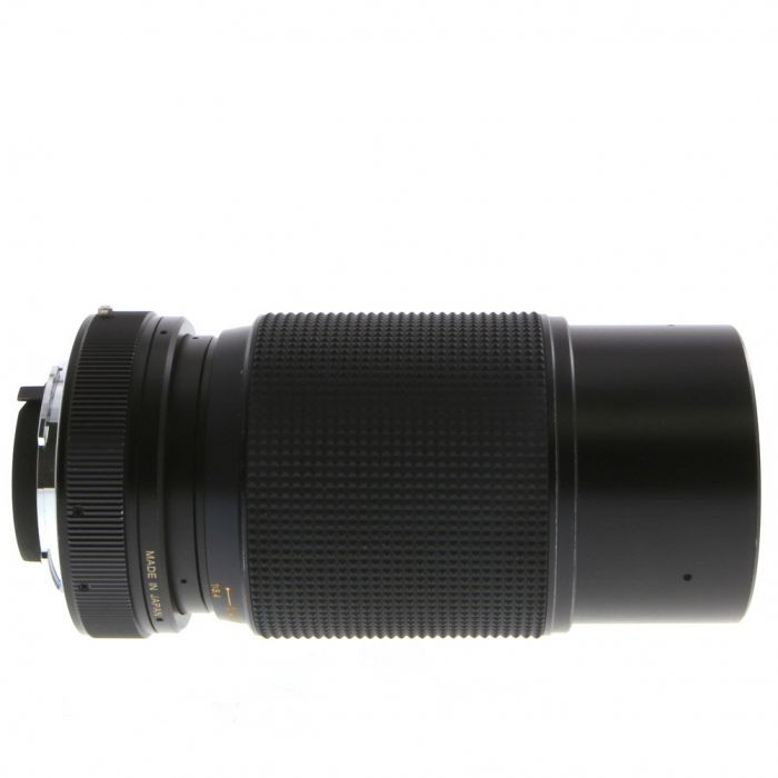 Vivitar 80-200mm F/4 MC Macro Manual Focus Lens For Pentax K Mount {55}
