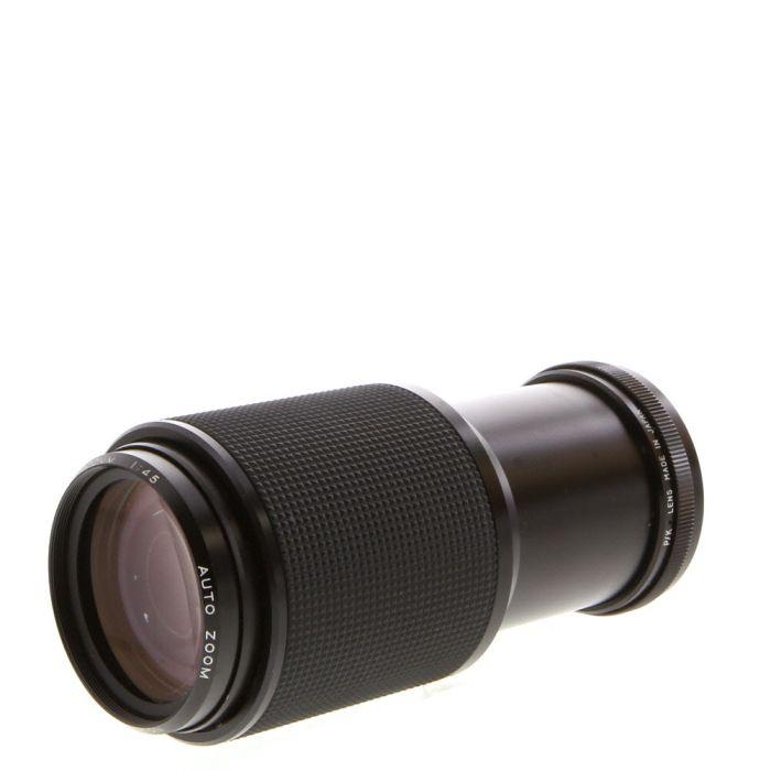 Vivitar 80-200mm F/4.5 Manual Focus Lens For Pentax K Mount {55}