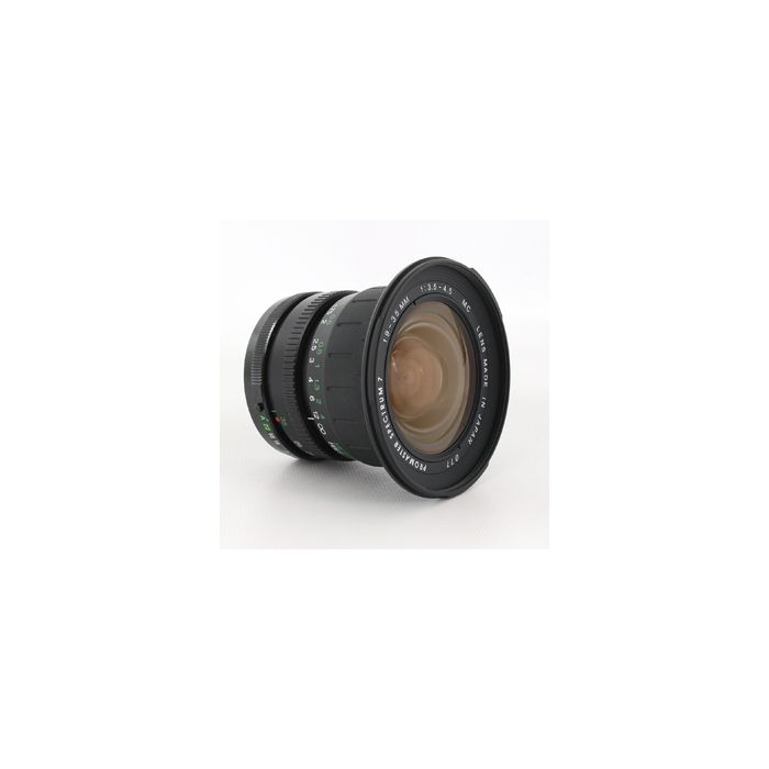 Miscellaneous Brand 19-35mm F/3.5-4.5 A 2-Touch Manual Focus Lens For Pentax K Mount {77}