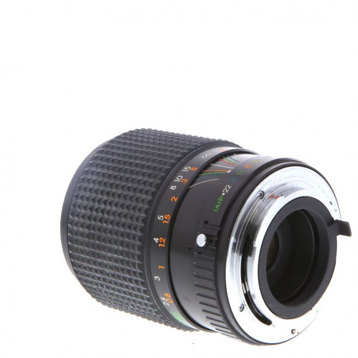 Miscellaneous Brand 28-70mm F/3.5-4.5 Macro A Manual Focus Lens For Pentax K Mount {58}
