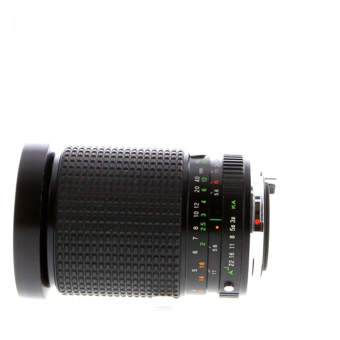 Miscellaneous Brand 28-135mm F/3.8-5.2 Macro A Manual Focus Lens For Pentax K Mount {67}