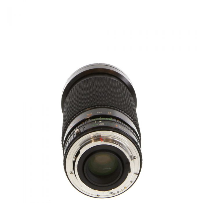 Miscellaneous Brand 28-200mm F/4-5.6 MC Macro A Manual Focus Lens For Pentax K Mount {72}