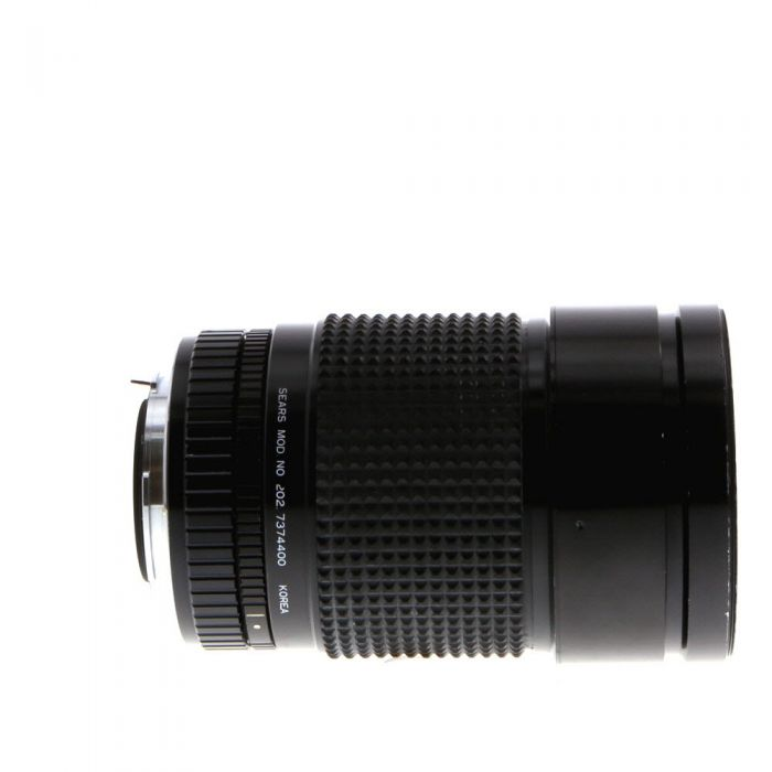 Miscellaneous Brand 28-200mm F/4-5.6 MC Macro A Manual Focus Lens For Pentax K Mount {67}