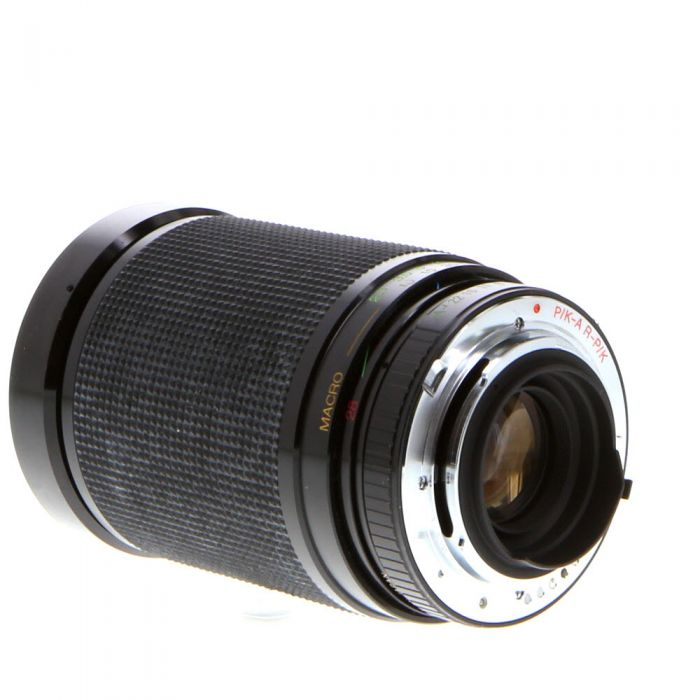 Miscellaneous Brand 28-200mm F/3.5-5.3 Macro A Manual Focus Lens For Pentax K Mount {72}