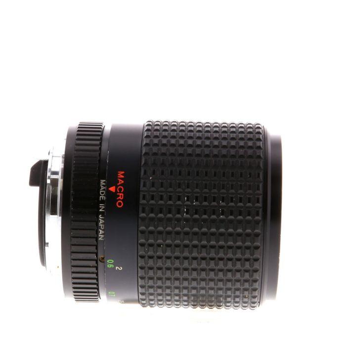 Miscellaneous Brand 35-75mm F/3.5-4.8 Macro Manual Focus Lens For Pentax K Mount {55}