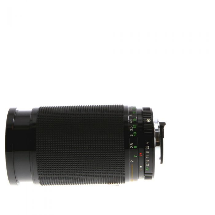 Miscellaneous Brand 60-300mm F/4-5.6 Macro A Manual Focus Lens For Pentax K Mount {67}