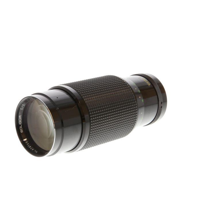 Miscellaneous Brand 70-210mm F/3.5 Macro Manual Focus Lens For Pentax K Mount {62}