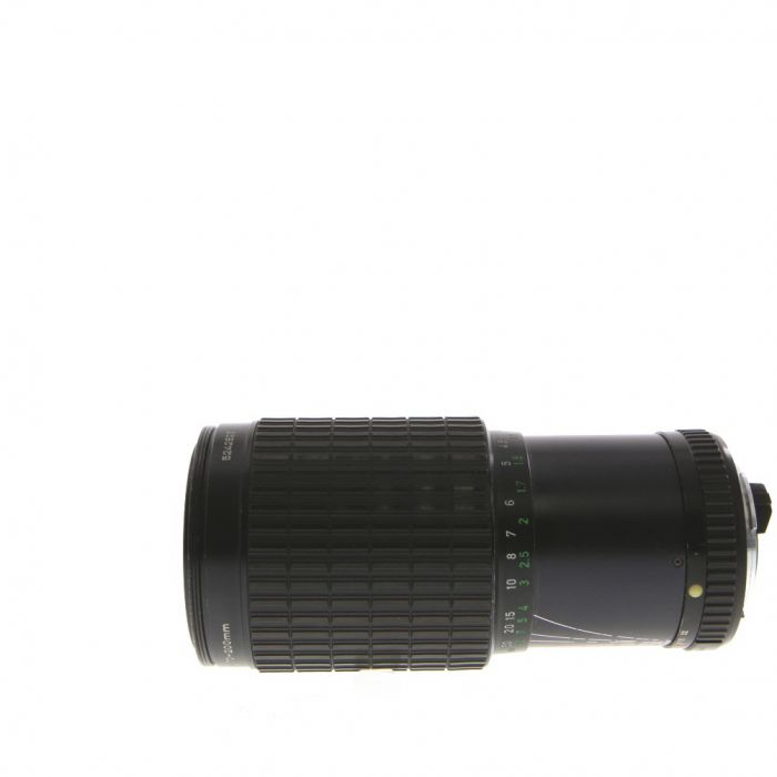 Miscellaneous Brand 70-200mm F/4 Macro Manual Focus Lens For Pentax K Mount {58}