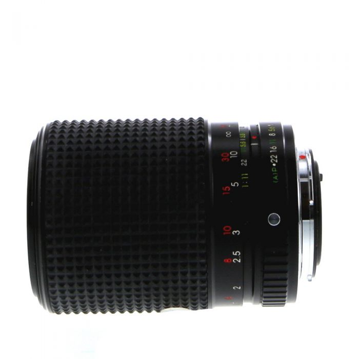 Miscellaneous Brand 70-210mm F/4-5.6 Macro A Manual Focus Lens For Pentax K Mount {55}