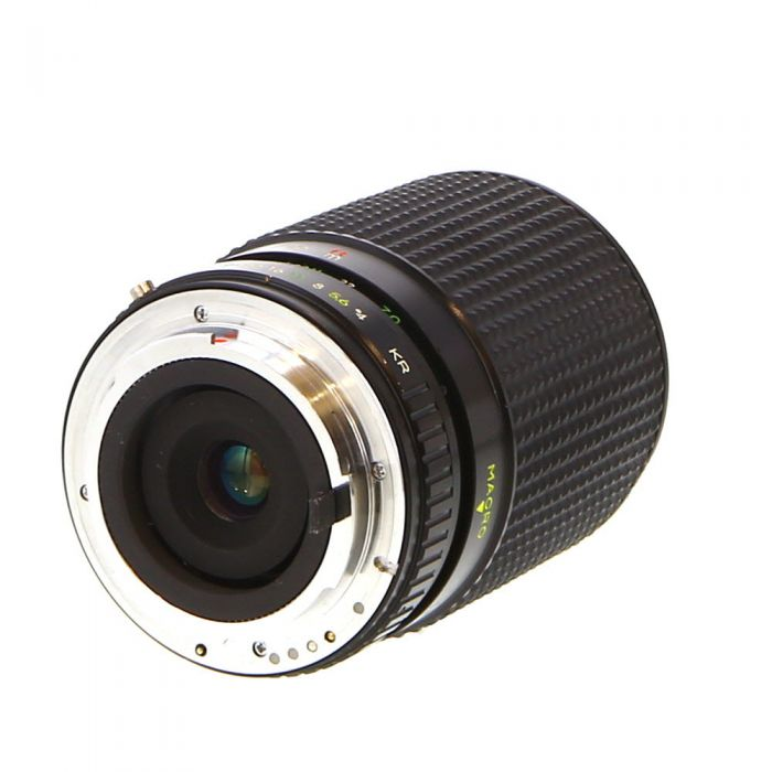 Miscellaneous Brand 70-210mm F/4-5.6 Macro A Manual Focus Lens For Pentax K Mount {52}