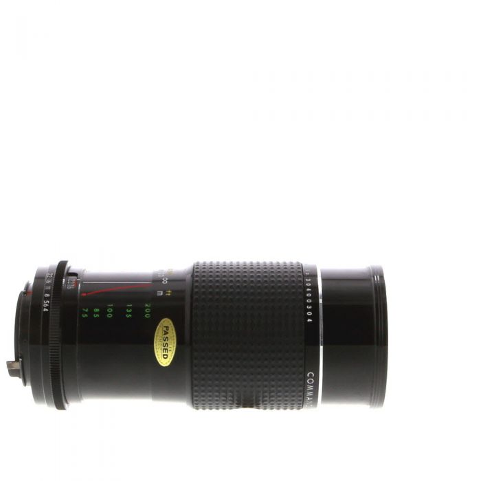 Miscellaneous Brand 75-200mm F/4 Macro M Manual Focus Lens For Pentax K Mount {55}