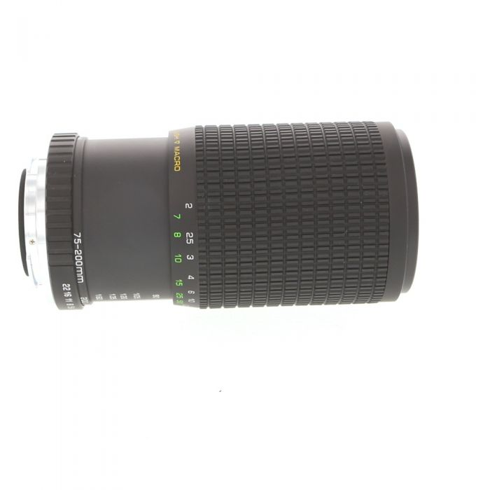 Miscellaneous Brand 75-200mm F/4.5 Macro A Manual Focus Lens For Pentax K Mount {55}