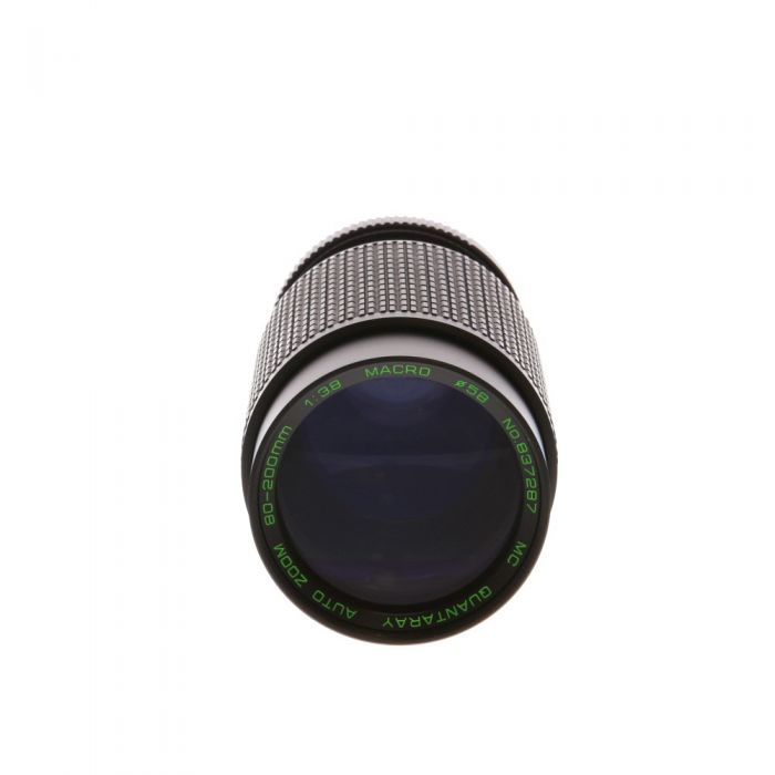 Miscellaneous Brand 80-200mm F/3.8 Macro Manual Focus Lens For Pentax K Mount {58}