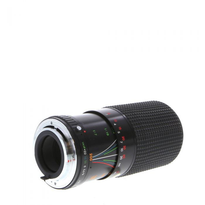 Miscellaneous Brand 80-200mm F/4 Manual Focus Lens For Pentax K Mount {55}