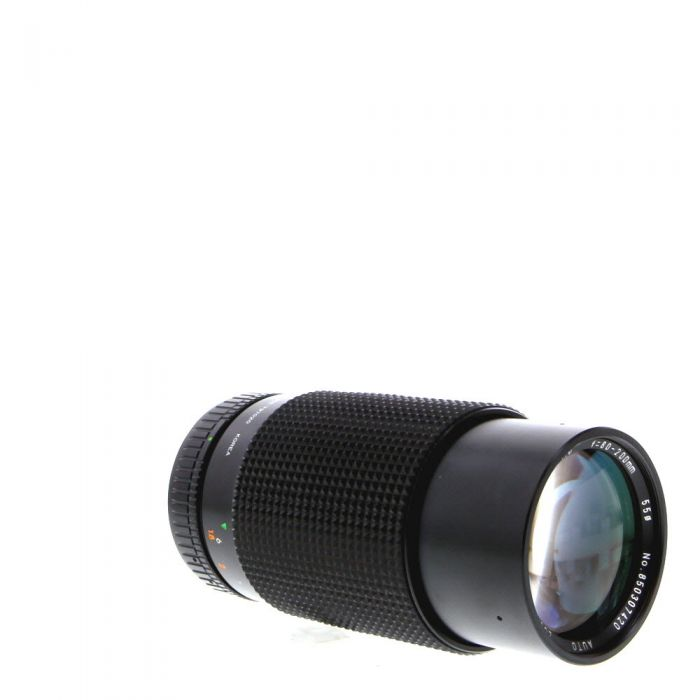 Miscellaneous Brand 80-200mm F/4 Macro Manual Focus Lens For Pentax K Mount {55}