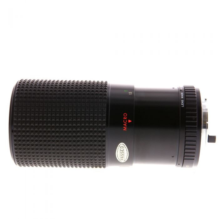 Miscellaneous Brand 80-200mm F/4 A Manual Focus Lens For Pentax K Mount {55}