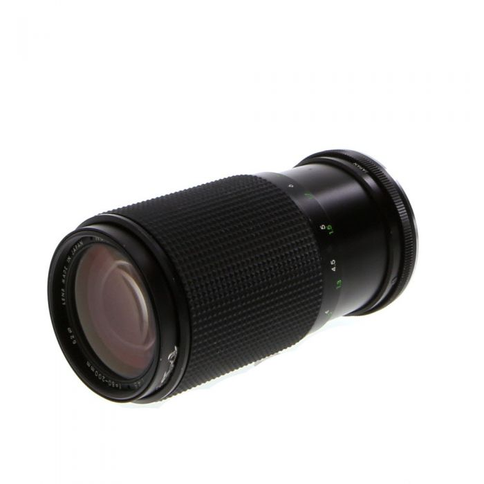 Miscellaneous Brand 80-200mm F/4.5 Macro Manual Focus Lens For Pentax K Mount {52}