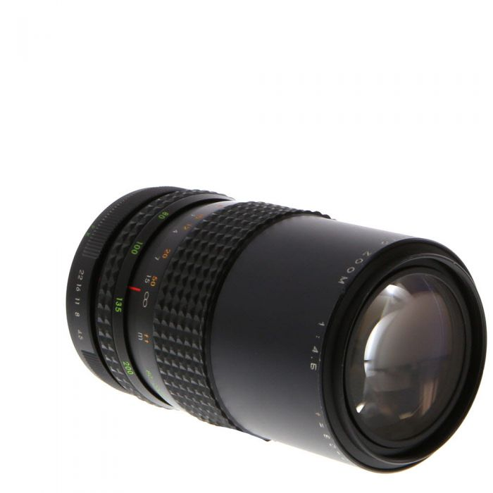 Miscellaneous Brand 80-200mm F/4.5 Macro Manual Focus Lens For Pentax K Mount {55}