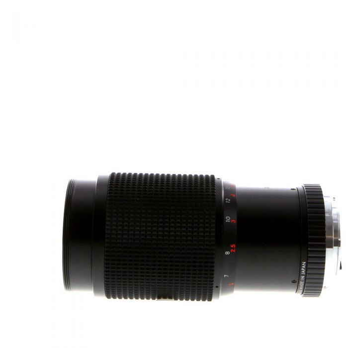 Miscellaneous Brand 80-205mm F/3.8 Manual Focus Lens For Pentax K Mount {55}
