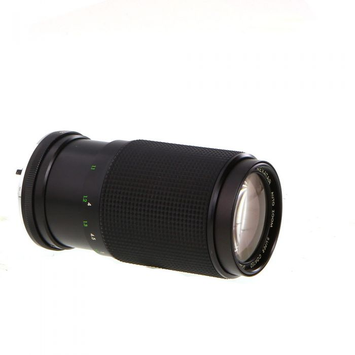 Miscellaneous Brand 80-200mm F/4.5-5.6 Manual Focus Lens For Pentax K Mount {52}