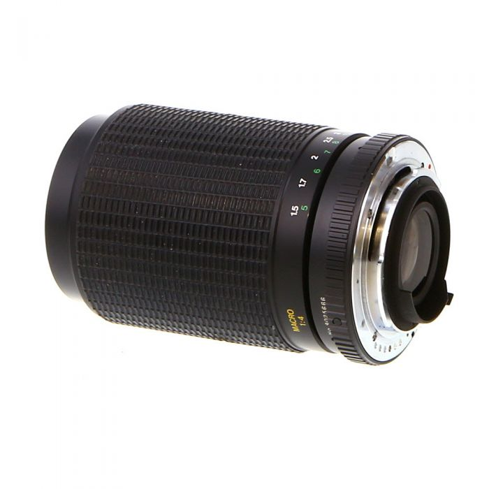 Miscellaneous Brand 80-200mm F/4.5-5.6 A Manual Focus Lens For Pentax K Mount {49}