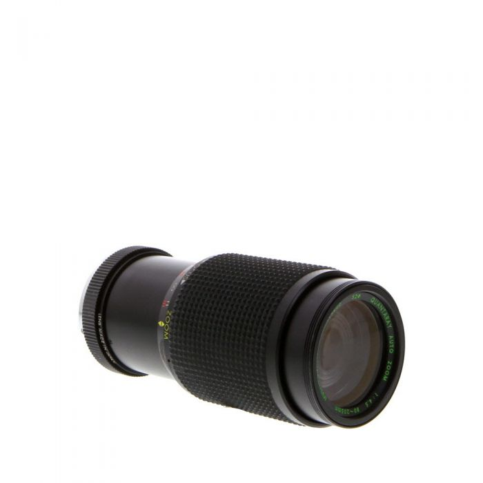 Miscellaneous Brand 80-205mm F/4.5 Manual Focus Lens For Pentax K Mount {52}