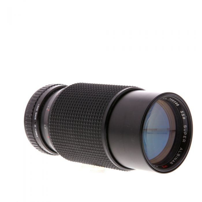 Miscellaneous Brand 80-205mm F/4.5 Macro Manual Focus Lens For Pentax K Mount {55}