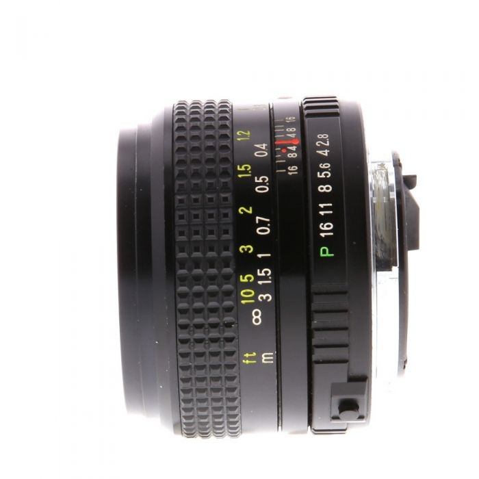 Ricoh 28mm F/2.8 Rikenon P Manual Focus Lens For Pentax K Mount {52}