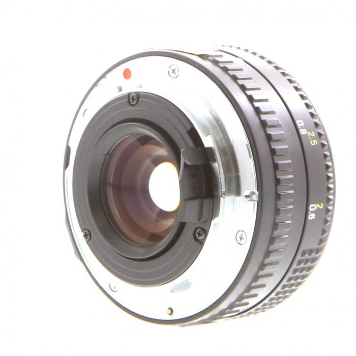 Ricoh 50mm F/2 Rikenon P Manual Focus Lens For Pentax K Mount {52}