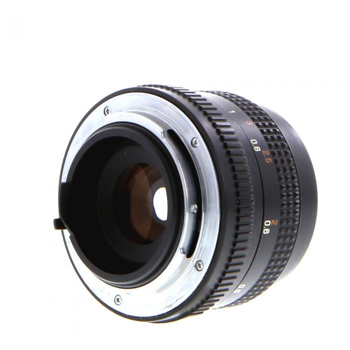 Chinon 50mm F/1.9 Auto Manual Focus Lens For Pentax K Mount {49}
