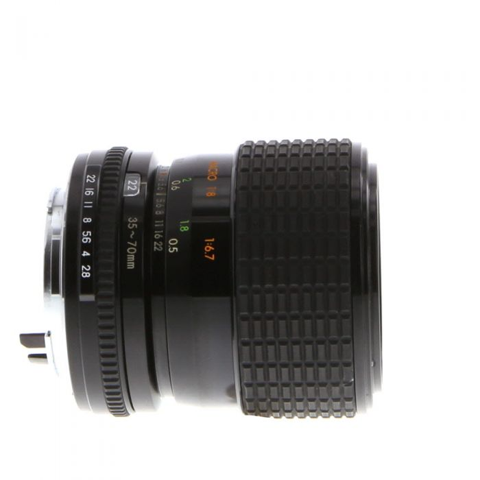 Sigma 35-70mm F/2.8-4 Macro Manual Focus Lens For Pentax K Mount {52}