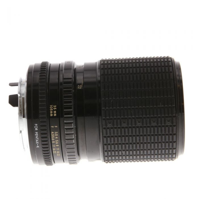 Sigma 35-105mm F/3.5-4.5 M Manual Focus Lens For Pentax K Mount {55}