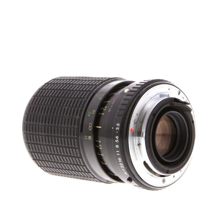 Sigma 35-135mm F/3.5-4.5 III MC Manual Focus Lens For Pentax K Mount {55}