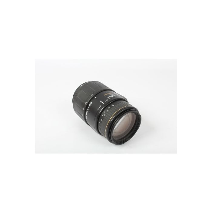 Sigma 70-300mm F/4-5.6 APO Macro A 2-Touch Manual Focus Lens For Pentax K Mount {58}