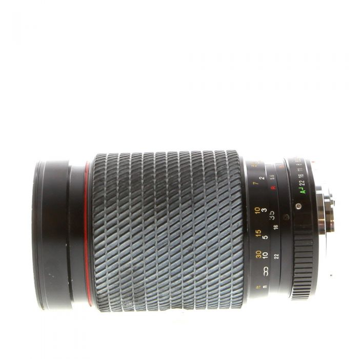 Tokina 35-200mm F/4-5.6 SD Manual Focus Lens For Pentax K Mount {62}