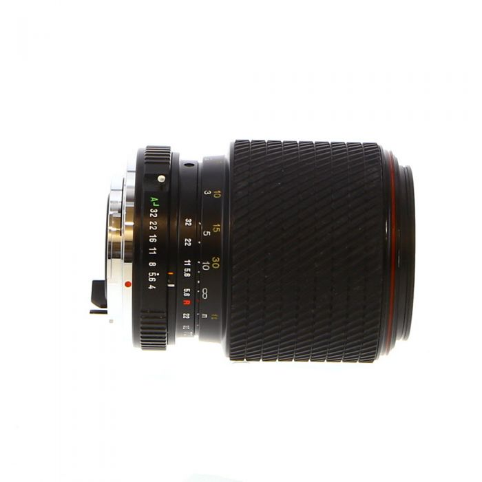 Tokina 70-210mm F/4-5.6 SD Macro A Manual Focus Lens For Pentax K Mount {52}