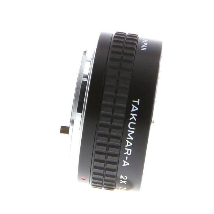Pentax 2X Takumar A Teleconverter, for Pentax K Mount