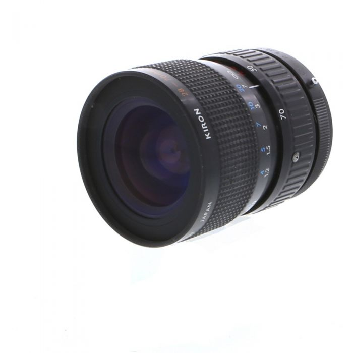 Kiron 28-70mm F/3.5-4.5 Macro A 2-Touch Manual Focus Lens For Pentax K Mount {62}