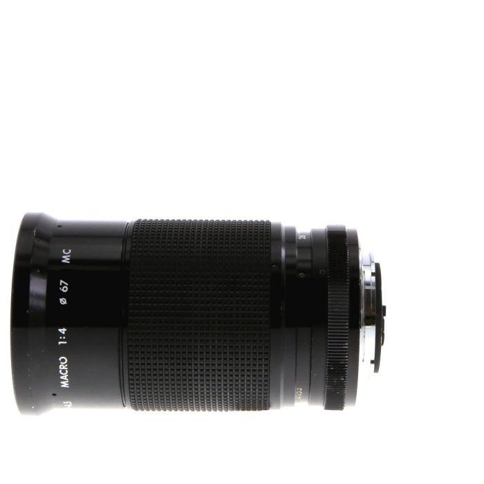 Kiron 28-105mm F/3.2-4.5 Macro MC Manual Focus Lens For Pentax K Mount {67}