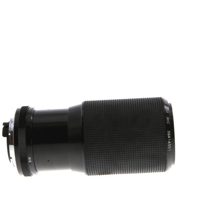 Kiron 80-200mm F/4.5 Macro Manual Focus Lens For Pentax K Mount {55}