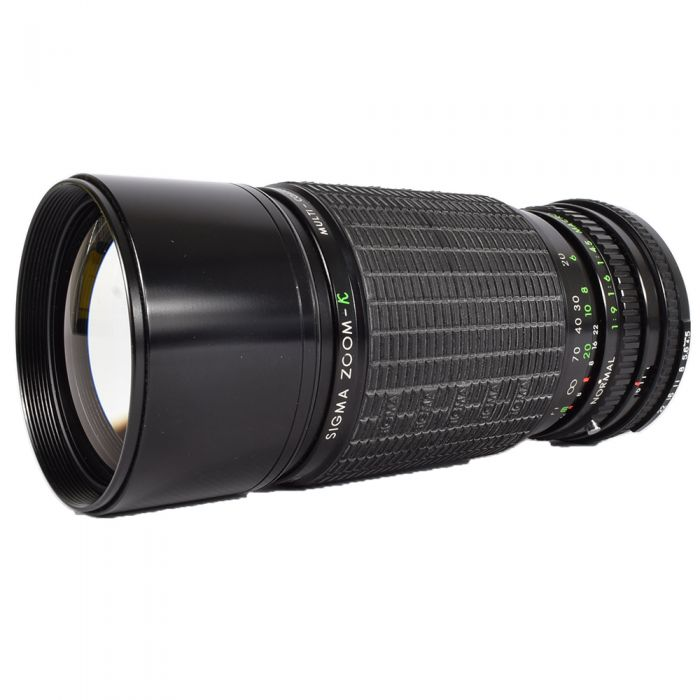 Sigma 100-200mm F/4.5 Macro Manual Focus Lens For Pentax K Mount {55}