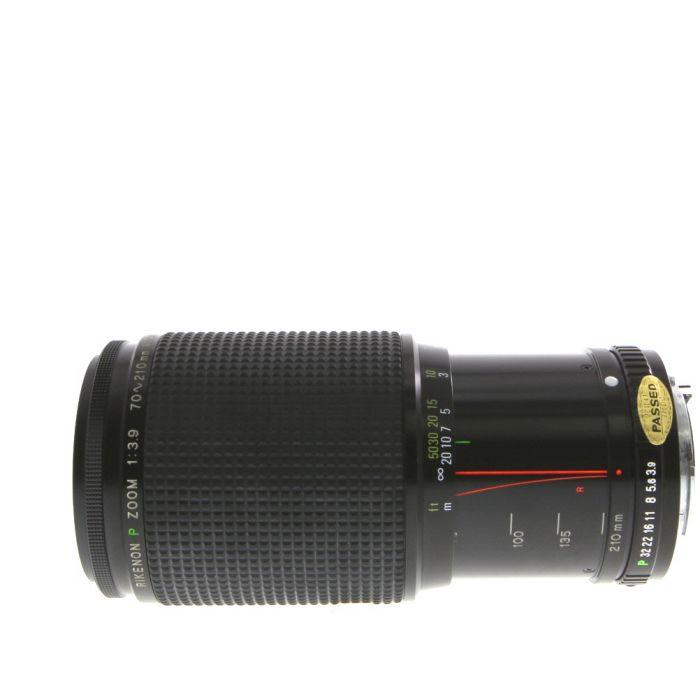 Ricoh 70-210mm F/3.9 P Macro Manual Focus Lens For Pentax K Mount {58}