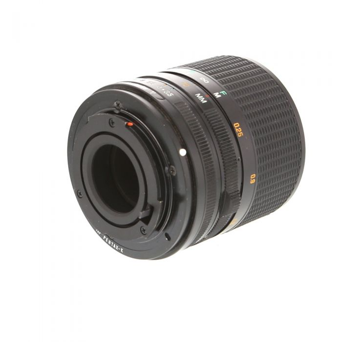 Tamron 35-70mm F/3.5-4.5 F 2-Touch Manual Focus Lens For Pentax K Mount {58}