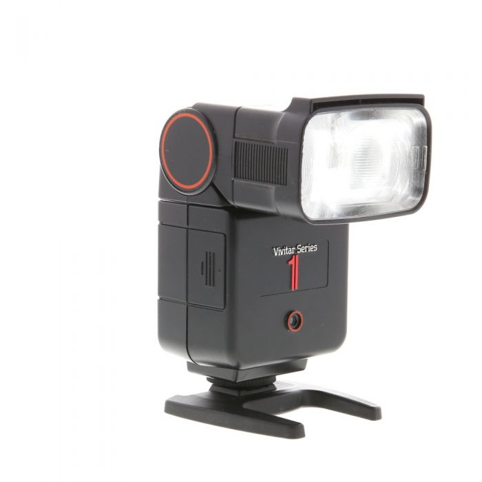 Vivitar 600 Series 1 Flash For Pentax [GN120] {Bounce, Swivel, Zoom}