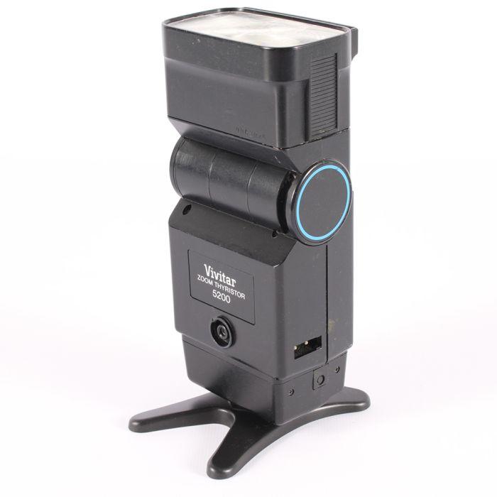 Vivitar 5200 Flash For Pentax
