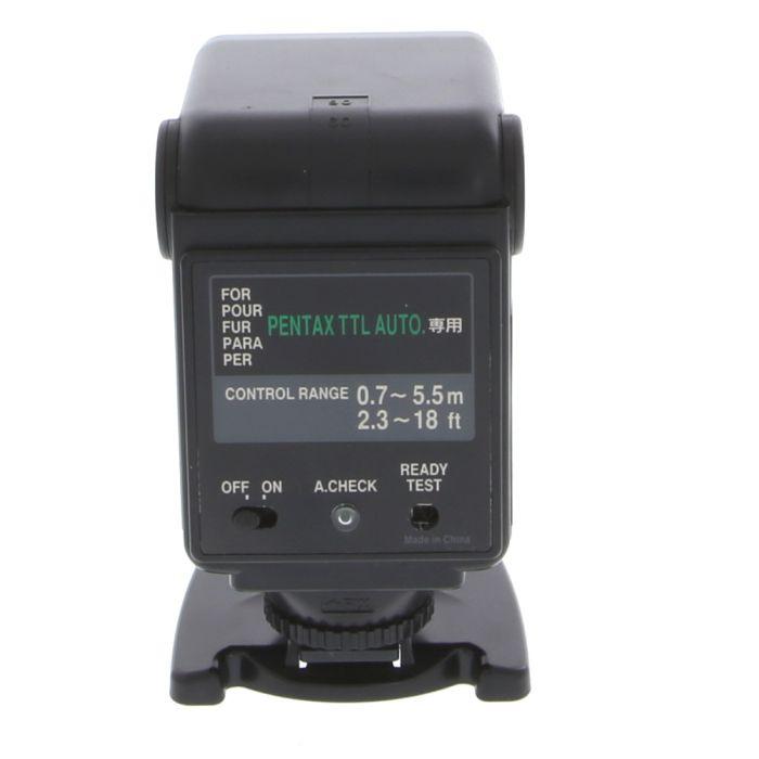 Pentax AF220T Flash [GN72]